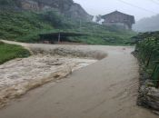 Flood in Guizhou extensively affects people Attention