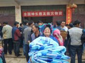 Join Our Hands with Chinese Faithful and Clergy for Relief Works