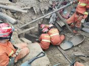 Jinde Charities Pay More attention for Qiaojia Earthquake in Yunnan Province